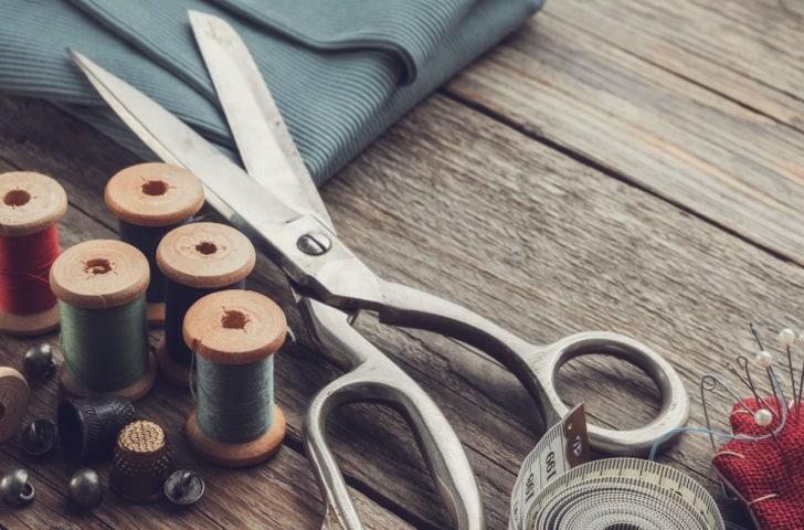 Ciseaux et accessoires de découpe