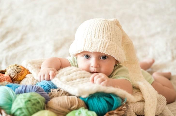 Modèles tricot et crochet bébé