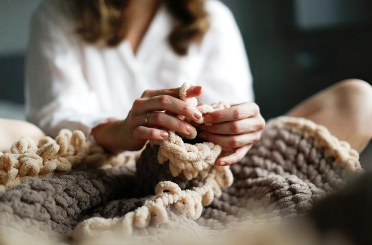 Modèles tricot et crochet femme