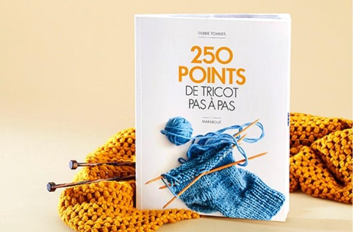 Livres tricot et crochet